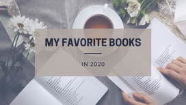 My favorite books in 2020