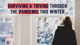 Survive and thrive through the pandemic this winter while working form home