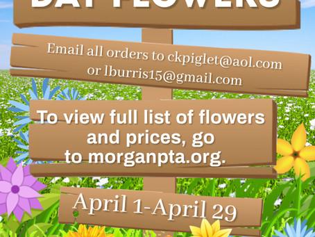 Mother's Day Flower Fundraiser