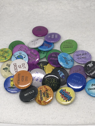 """Sayings and Slogans (1) Buttons 1"""""""