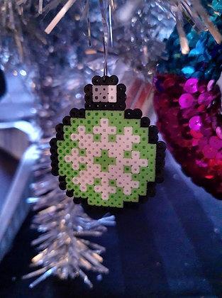 Cute Green Ornament