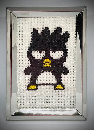 Badtz-Mari cross stitch