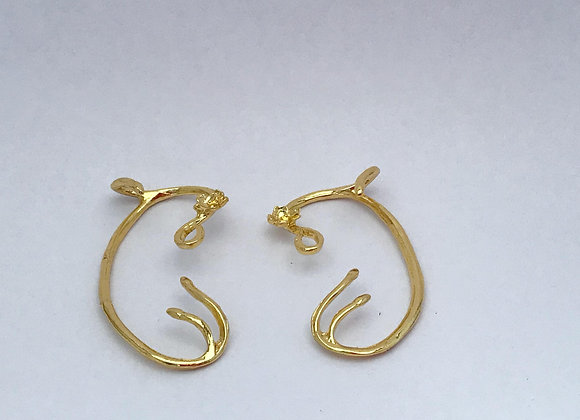 Beauty and the Beast Ear Cuffs