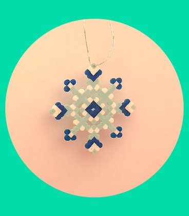 Snowflake Ornament/Pendant