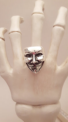 Guy Fawkes Ring