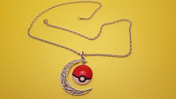 Pokemon Moon Necklace