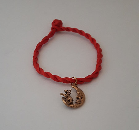 Cow Jumped Over the Moon Bracelet