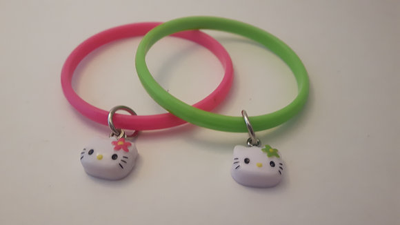 Hello Kitty Bangles