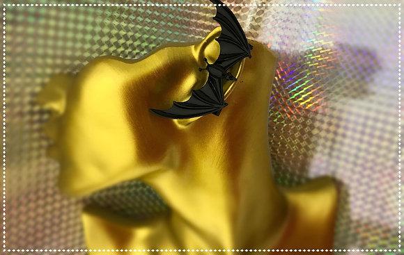 Bat Ear Cuff