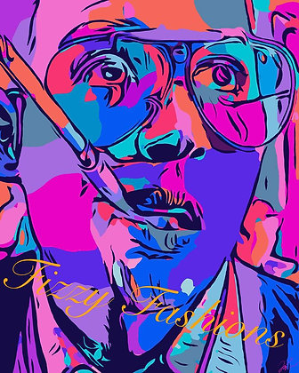 Fear and Loathing Artwork
