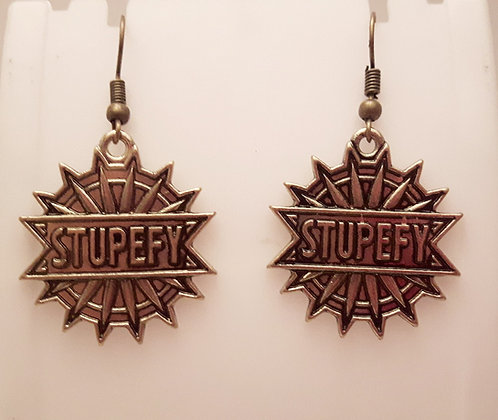 Stupefy Earrings