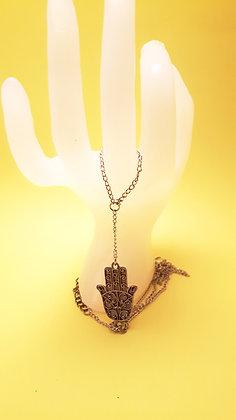 Hamsa Hand Bracelet/Ring