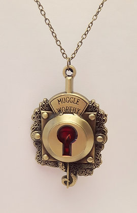 Muggle Worthy Necklace