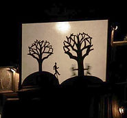 Chairs puppets