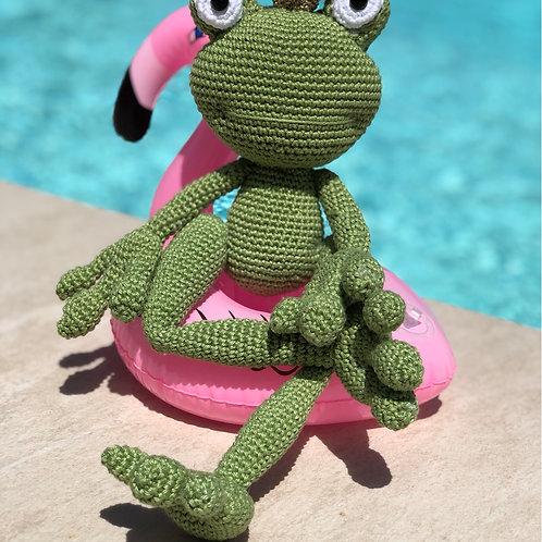 Camillia, la princesse grenouille