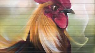 Ossington Street Festival/ Secret Walls