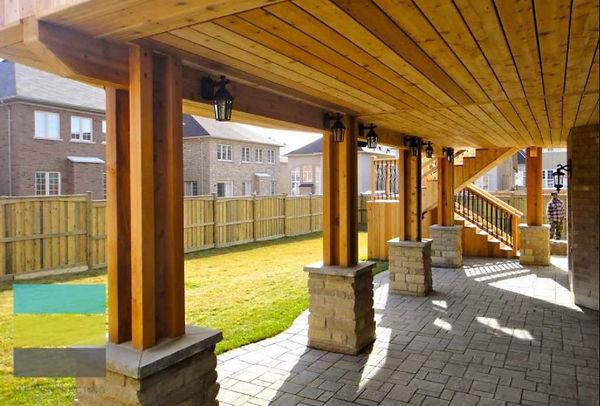 cedar decking and columns.jpg