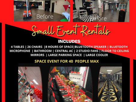 Small Event Rentals