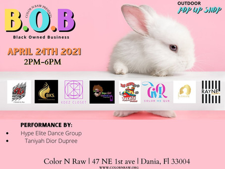 BOB: Easter edition