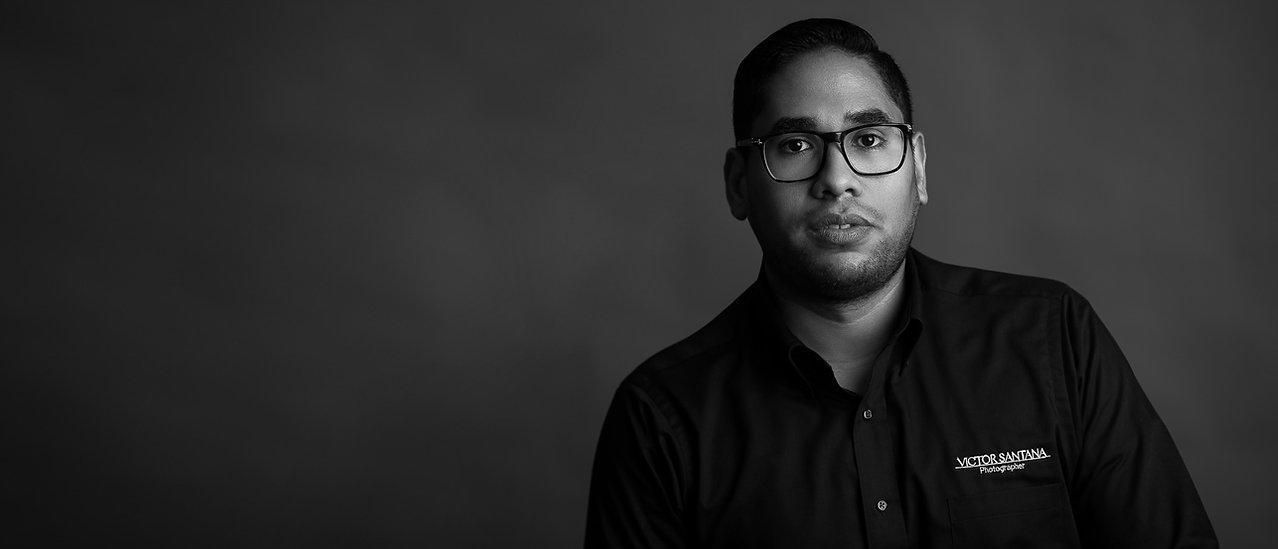 Victor Santana Photographer Portrait