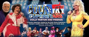 Christmas Country Superstars
