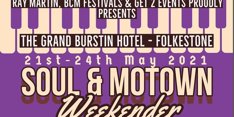 Soul & Motown Weekender
