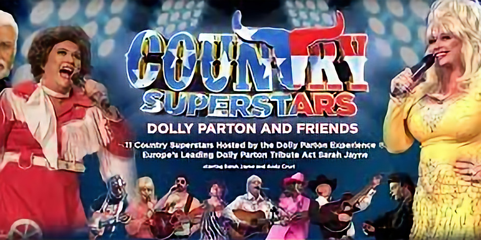 Country Superstars Torquay - Christmas Special
