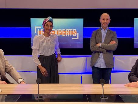 Bernard Van Nuffel invité sur BX1 - Les experts