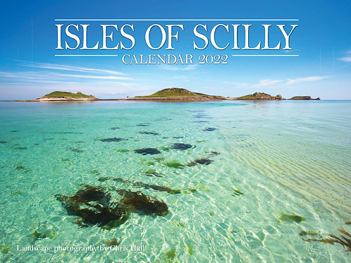 Isles Of Scilly Calendar 2022  - Chris Hall