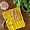 Thumbnail: Bamboo cutlery wraps - Sun Rays