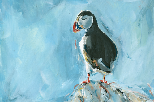 Puffin2 - Morag Hensleigh