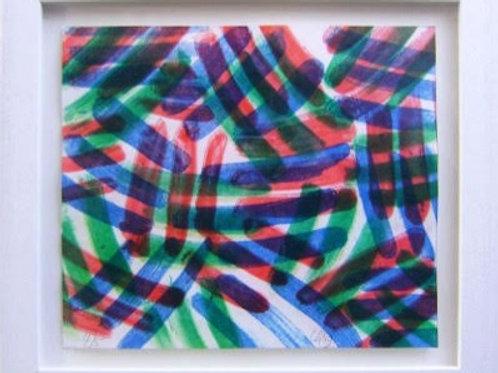 After Monet - Original Artwork By Chris Garratt