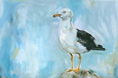 The Seagull- Morag Hensleigh