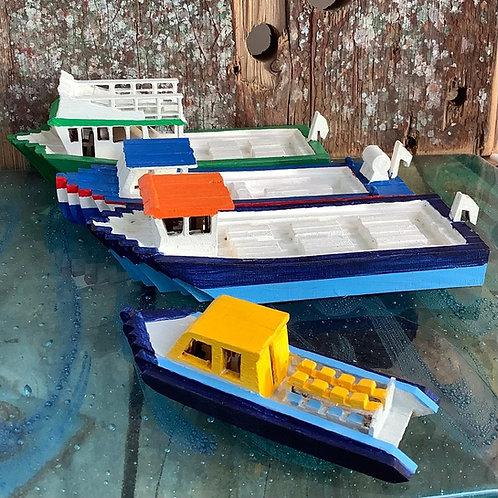 Boat Kits - Scilly Creative Kits