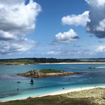 Scilly in Sun