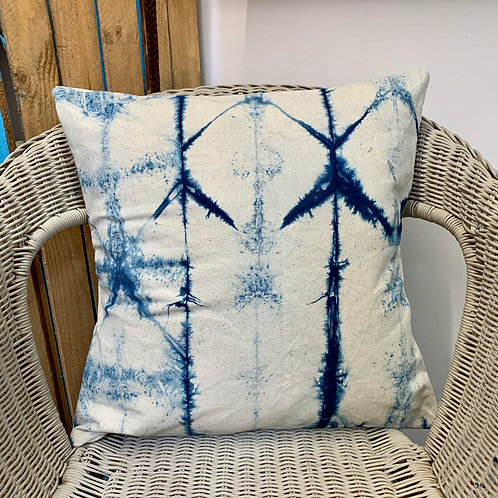 Naturally Dyed Organic Cotton Cushion Covers