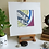 Thumbnail: Mackerel Supper Print-By Vic Heaney