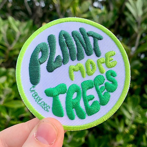 Plant More Trees patch