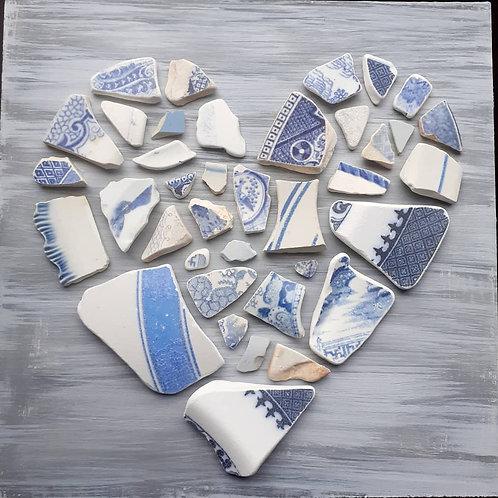 Seapottery Heart