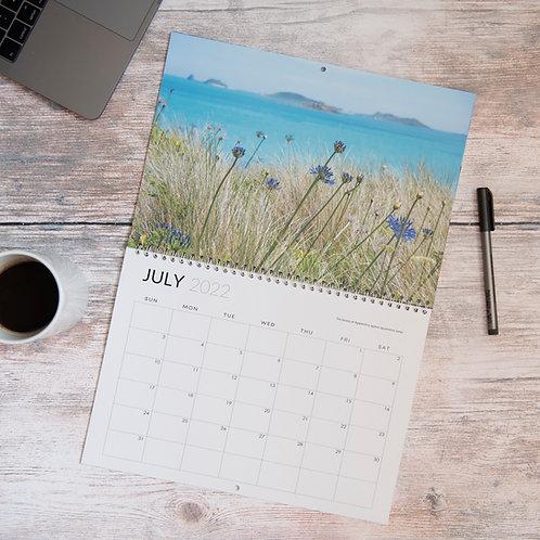 Tresco 2022 Calendar