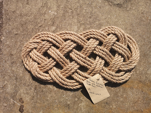 Prolong Rope Mat - Made On St.Agnes