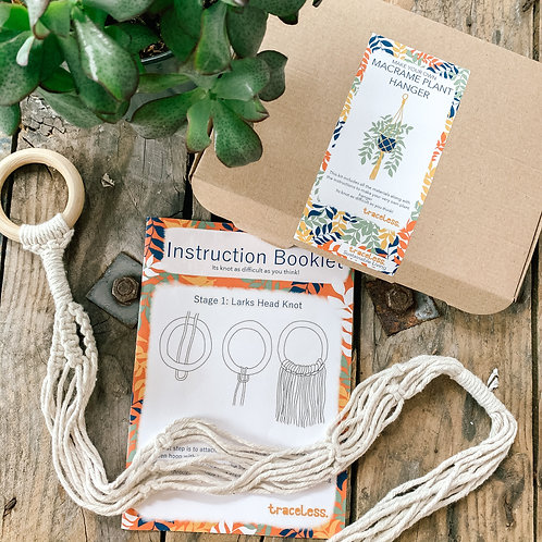 Make your Own Plant Hanger Kit