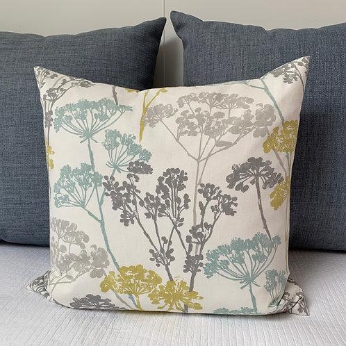 Scilly Cowherb Cushion Sewn On Bryher
