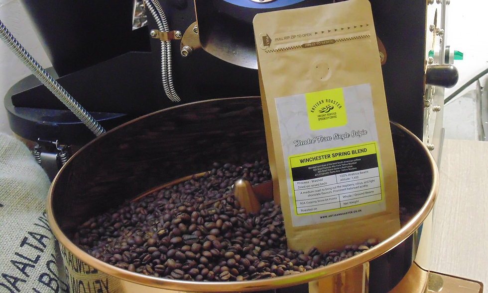 Coffee Beans Winchester