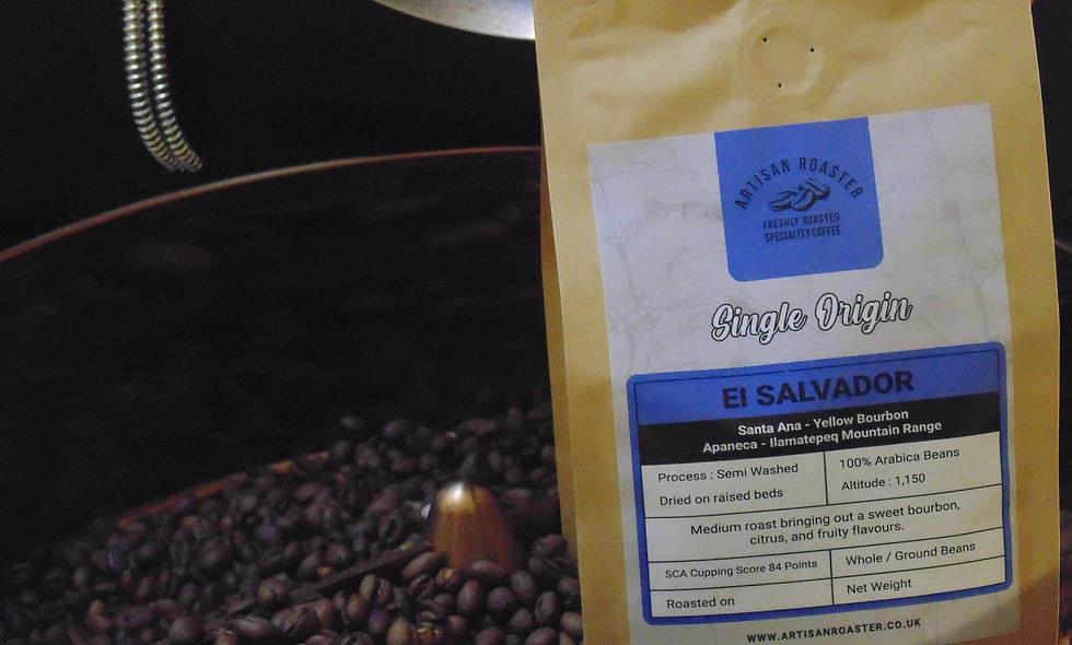 El Salvador Santa Ana Bourbon Coffee