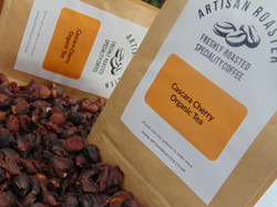 Organic Cascara Tea