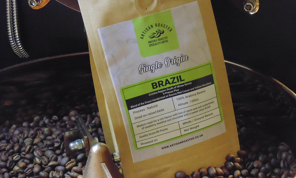 Brazilian Coffee ESPresso Plus