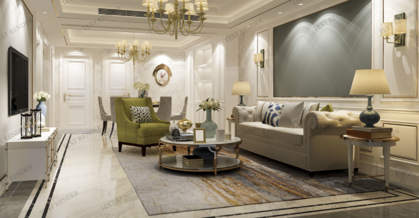 Living room 16