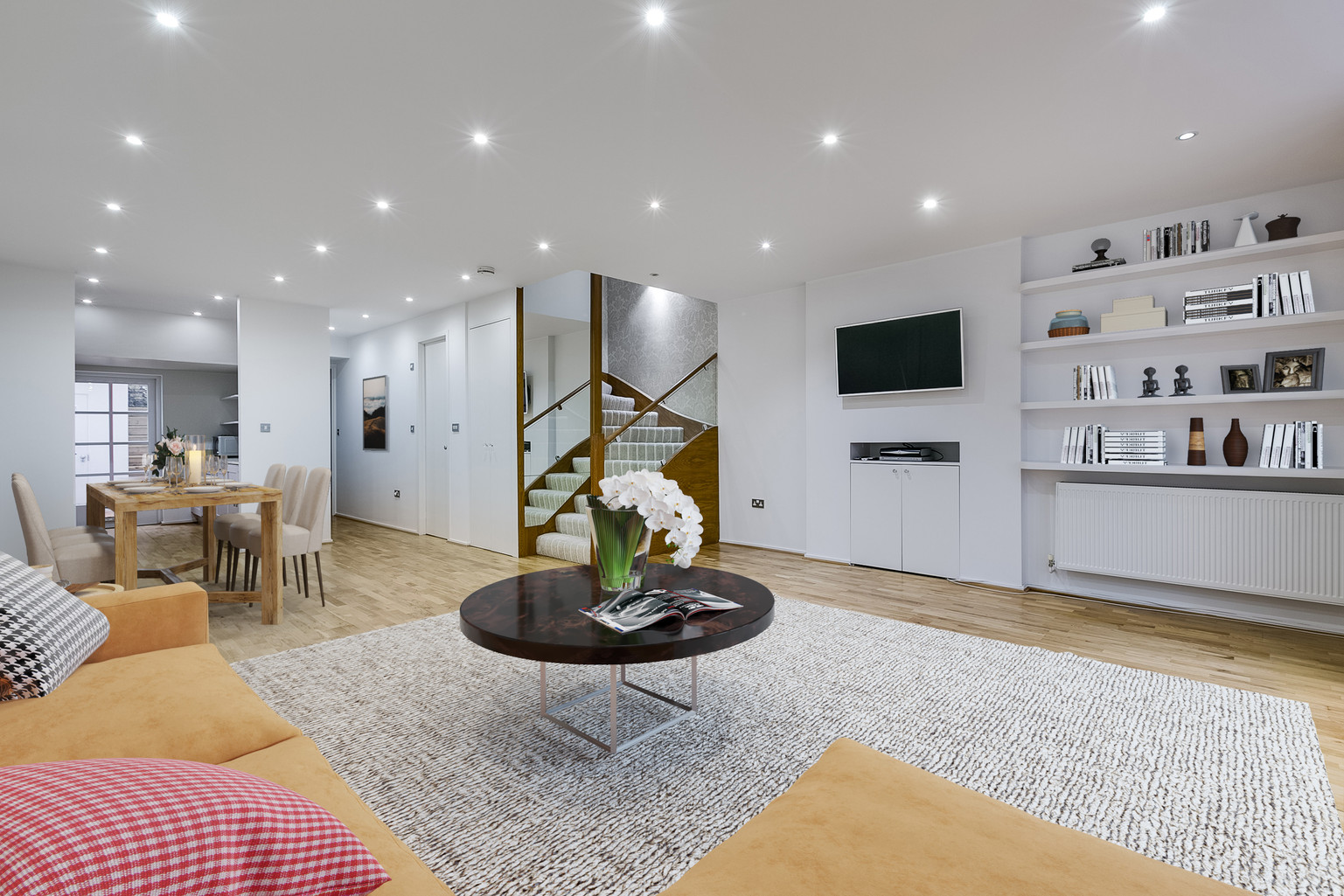 Virtual Staging Reception