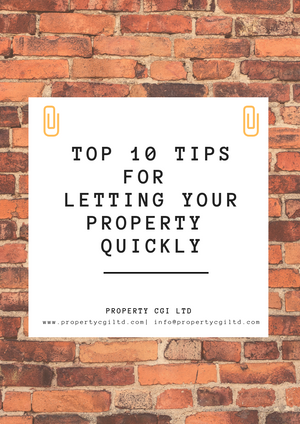 Top 10 Tips on How for Letting Your Property Quickly